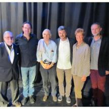 Mesa Redonda. Ciudad Cultural Konex, Experiencia Piazzolla, 10 de septiembre 2016
