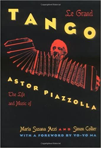 Le Grand Tango: The Life and Music of Astor Piazzolla. © 2020 by Oxford University Press.